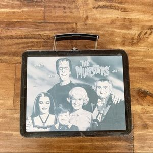 Vintage lunchbox The Munsters